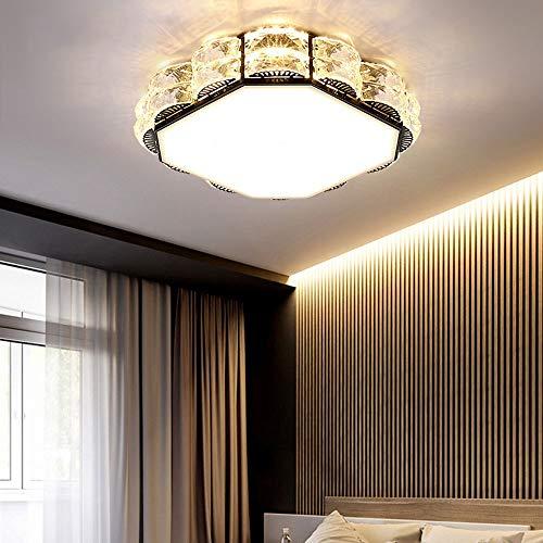 Dr.Sprayer Candelabro Lámpara Crystal Light Creative Modern Minimalimal Hall Hall Spotlights LED Lights Puertas Luces Inicio