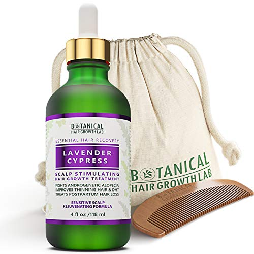 BOTANICAL HAIR GROWTH LAB - Scalp Stimulating Treatment - Lavender Cypress -...