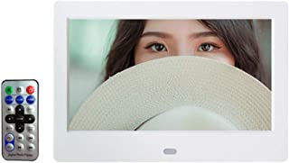 Digital Photo Frame,7 inch 800×480 with Remote Control MP3 / MP4 Player Multi-Function Advertising Machine Electronic Pict...