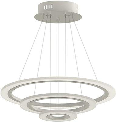 Lussiol 250492 - Lámpara de techo (bambú, 60 W, 40 x 22 cm ...