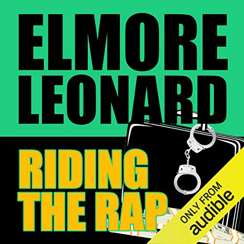 Riding the Rap cover art