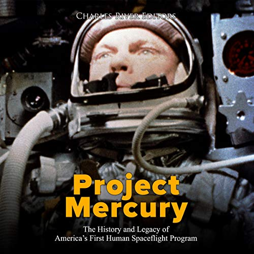 Project Mercury Audiobook By Charles River Editors cover art