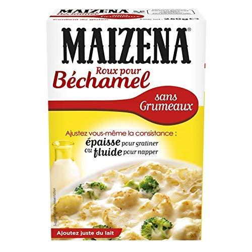 MAIZENA - Roux Pour Béchamel 250G - Lot De 4 - Offre Special