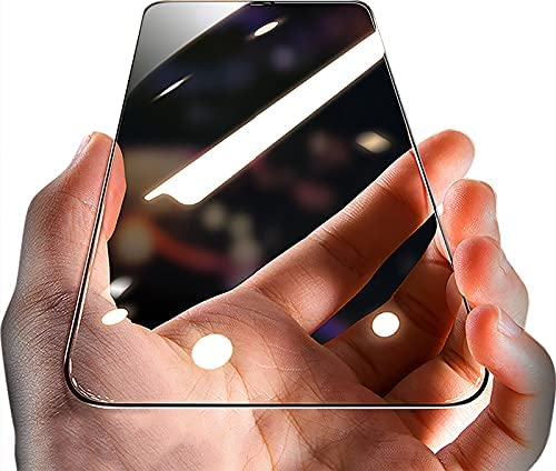 Photo of Shatterproof Designed for 【iPhone 12 Pro Max】 Screen Protector [Full Coverage] [9H Military Grade Protection] [Ultra Clear] Tempered Glass-(2 Pack)