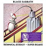 Black Sabbath: Technical Ecstasy (Super Deluxe) [Vinyl LP] (Vinyl (Box Set))