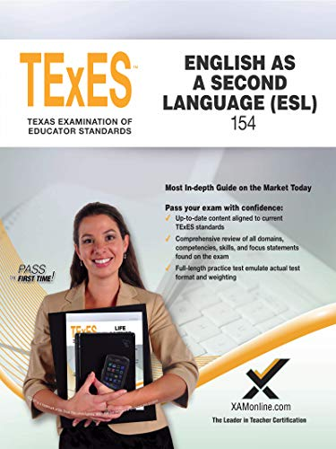 Compare Textbook Prices for 2017 TExES English as a Second Language ESL 154  ISBN 9781607876045 by Wynne, Sharon A