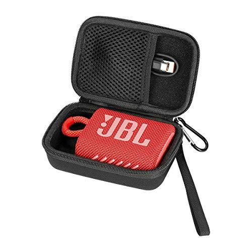 Linghuang Bolsa de Almacenamiento Estuche Rígido para JBL GO 3 Altavoz Bluetooth...