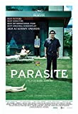 Parasite Movie Poster 24 x 36 Inches Full Sized Print Unframed Ready For Display | Best Film 2020