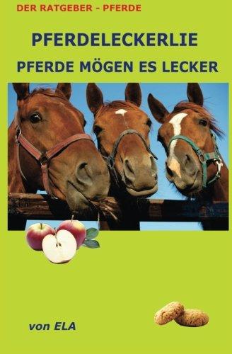 Leckerlie fuer Pferde - Pferde moegen es lecker