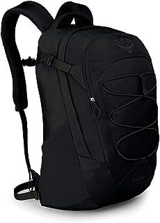 Osprey Quasar Men's Laptop Backpack, Black