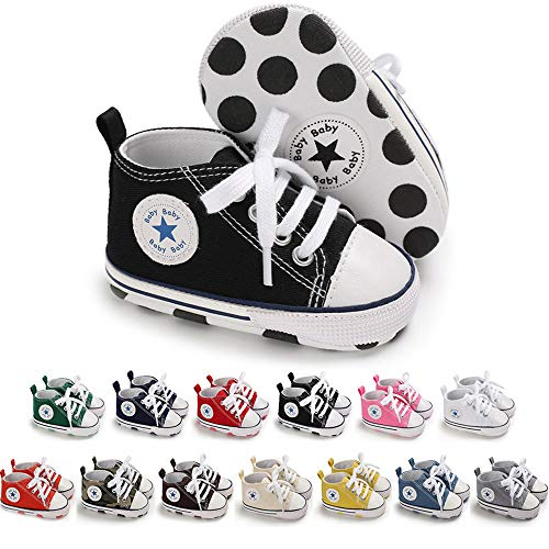 Baby Girl Running Shoes 0-3 Months