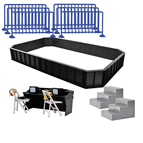 Wrestling Ring & Arena Deal for Wrestling Action Figures