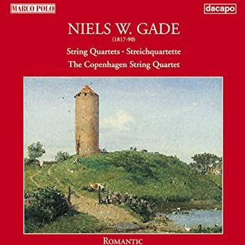 Gade, N.: String Quartets