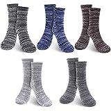 Calcetines muy calentitos estilo informal.