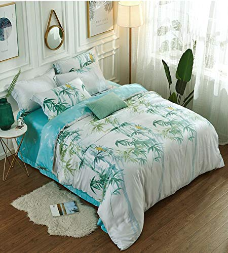 Best Bargain HUROohj Cotton,The New Bedding Four Sets,European Style£¬Bedding Kits£¨ 4 Pcs£for Bed Size Twin/Queen/King,£­King