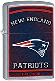 Zippo Personalized Lighter NFL New England Patriots - Free Laser Engraving