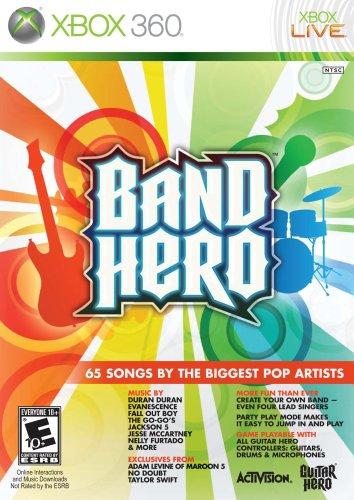 Band Hero [DVD de Audio]