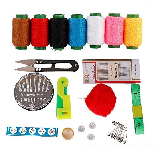 Why Choose Z.L.FFLZ Embroidery Tool Portable Travel Sewing Kits Set Sewing Thread Needles Tools Stit...