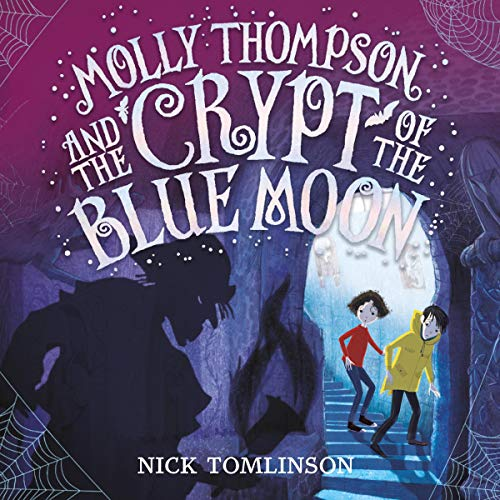 Molly Thompson and the Crypt of the Blue Moon cover art