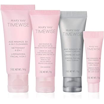 Amazon Com Timewise Miracle Set Age Minimize 3d Mary Kay Time