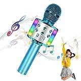 Mikrofone für Kinder Drahtloses Bluetooth-Mikrofon, tragbares...