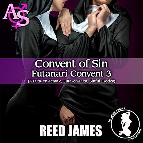 Convent of Sin: Futanari Convet 3 Titelbild