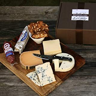 Executive Salami & Cheese Collection in Gift Box