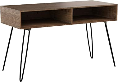 Belmont Home 48 inch Natural Finish Media Console