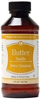 LorAnn Butter Vanilla Bakery Emulsion, Gallon bottle