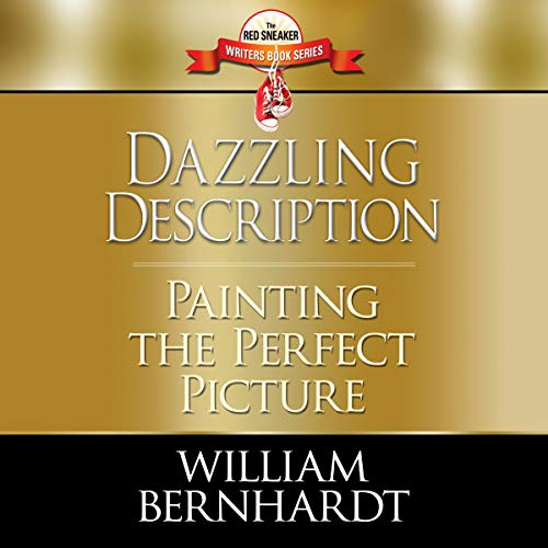 『Dazzling Description: Painting the Perfect Picture』のカバーアート