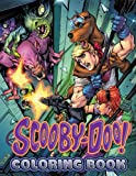 Scooby Doo Coloring Book: 50+ Coloring Pages. Interesting coloring book, suitable for all ages to help increase creativity, reduce stress and fatigue.