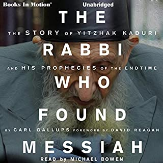 The Rabbi Who Found Messiah cover art