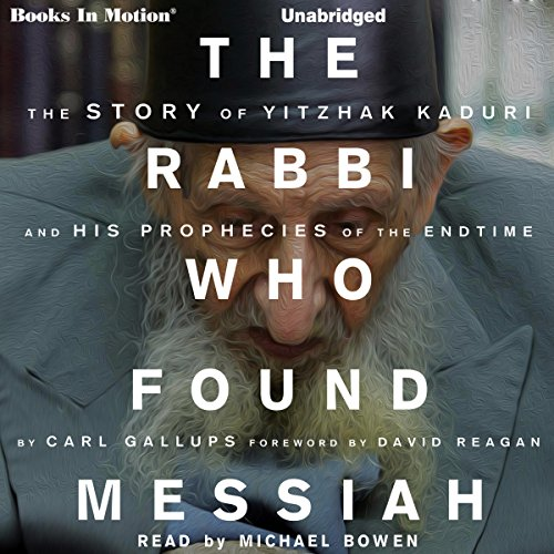 The Rabbi Who Found Messiah audiobook cover art