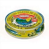 Filetes de anchoa en aceite de oliva 450g Ortiz Serie Oro