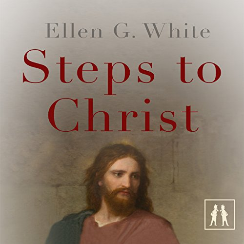 Steps to Christ audiobook cover art