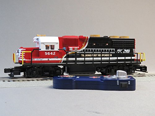 LIONEL LIONCHIEF+ NS GP38 DIESEL LOCOMOTIVE #5642 o gauge