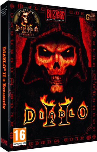 DIABLO II - GOLD EDITION [PC]