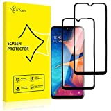 GiiYoon-2 Piezas Protector de Pantalla para Samsung Galaxy A20e/A10e Cristal Templado,[Sin Burbujas] [Cobertura Completa] [9H Dureza] Vidrio Templado Protector Pantalla para Samsung Galaxy A20e/A10e
