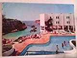 Menorca. Spanien. Hotel Saronga Playa. , Ansichtskarte