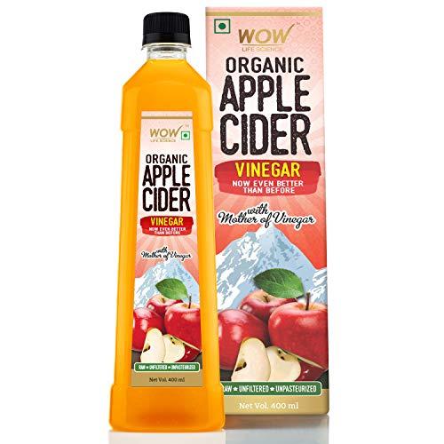 WOW Raw Apple Cider Vinegar – 400ml
