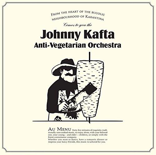 Johnny Kafta Anti-Vegetarian Orchestra [Vinilo]