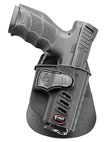 fobus holster fits hk vp9 and sfp9 active retention locking system