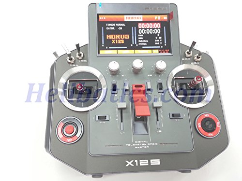 FrSky Horus X12S Radio Transmitter (US version mode 2 - Space grey version)