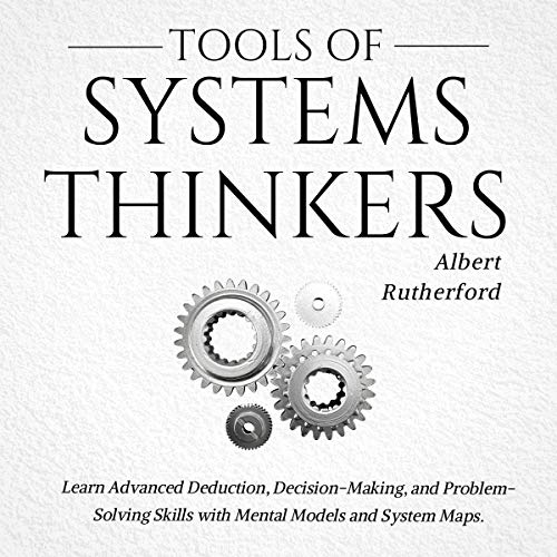Tools of Systems Thinkers cover art