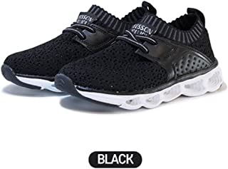 d6e30b33742f Kids Boys Girls Breathable LED Light Up Flashing Sneakers for Shoes Children  Blossom Star Model (