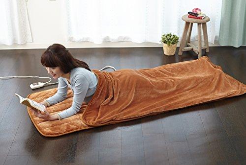 日本製あったか寝ころんぼマットローズ