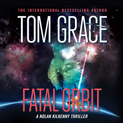 Fatal Orbit audiobook cover art