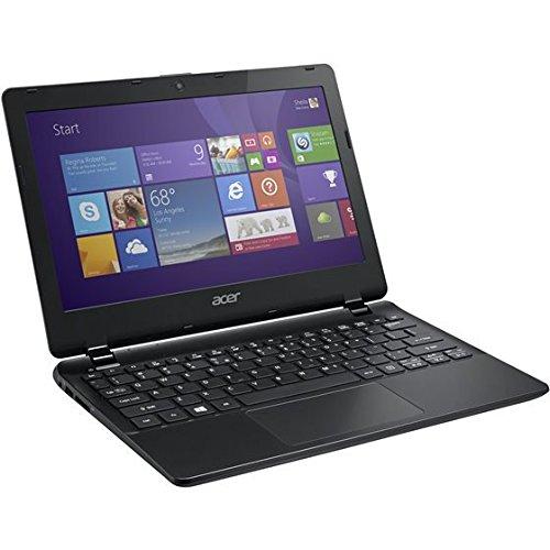 Acer TravelMate TMB115M - Portátil de 11.6' (Intel Celeron N2840, 4 GB de RAM, Disco HDD de 500 GB, Intel HD Graphics, Windows 8 ), plateado -Teclado QWERTY (Español)