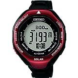 [セイコーウォッチ] 腕時計 プロスペックス アルピニスト ソーラー ハードレックス SBEB003 ブラック