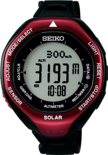 [セイコー]SEIKO 腕時計 PROSPEX プロスペックス アルピニスト ソーラー ハードレックス 日常生活用強化防...
